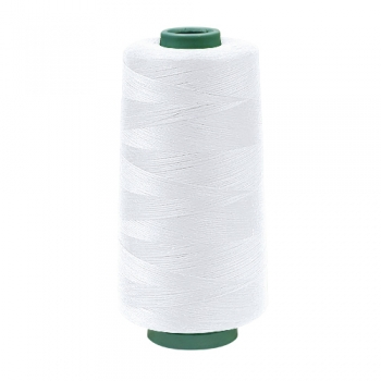Цвет 199 (белые) нитки Dor Tak №40/2 4500м