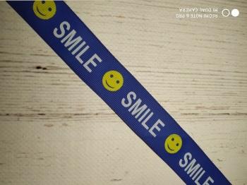 Тесьма «Smile» 2,5см 44324