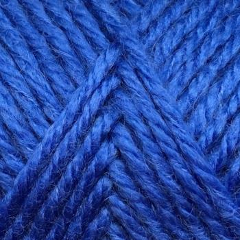 Тёмно голубой