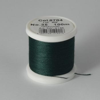 Madeira Aerofil №35 100м цвет 8704