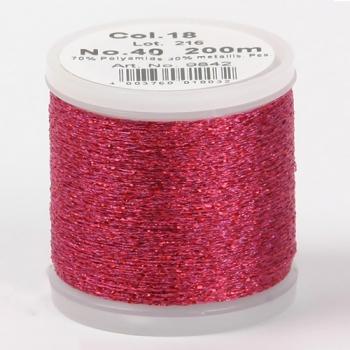 Madeira Metallic №40 200м цвет 18
