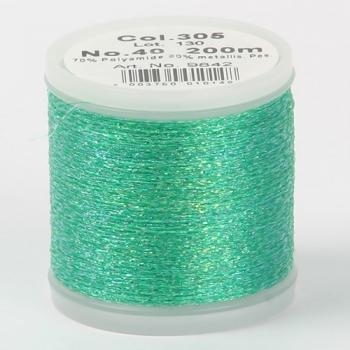Madeira Metallic №40 200м цвет 305