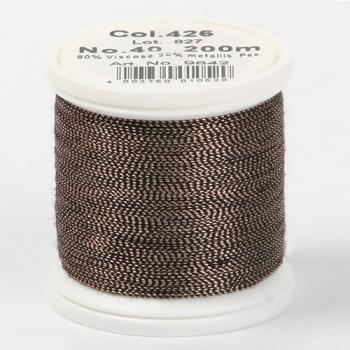 Madeira Metallic №40 200м цвет 426