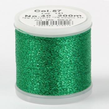 Madeira Metallic №40 200м цвет 57