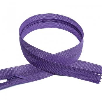 Молния MaxZipper пласт. потайная №3 н/р цв.F192 фиолетовый