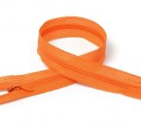 Молния MaxZipper пласт. потайная №3 н/р цв.F157 оранжевый