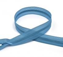 Молния MaxZipper пласт. потайная №3 20см н/р цв.F214 голубой