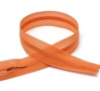 Молния MaxZipper пласт. потайная №3 н/р цв.F282 оранжевый