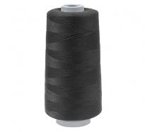 Цвет 200 (черные) нитки Dor Tak №60/2 4500м