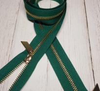 Молния Зипман Золото Т-5, 2 бег., зеленая