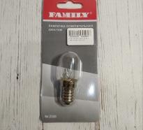 Лампочка винтовая Family