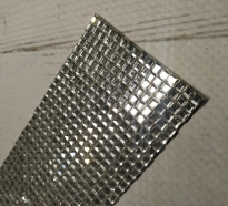 Стразы полотно код 42084 « КВАДРАТЫ» цена за 1 см. ширина и 40 см. длина