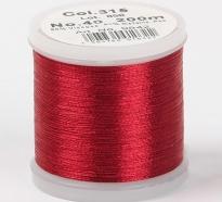 Madeira Metallic №40 200м цвет 315