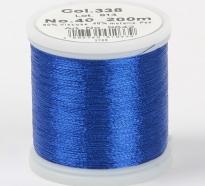 Madeira Metallic №40 200м цвет 338