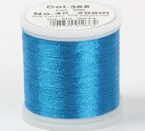 Madeira Metallic №40 200м цвет 365