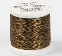 Madeira Metallic №40 200м цвет 424