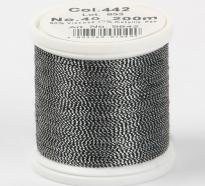 Madeira Metallic №40 200м цвет 442