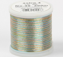 Madeira Metallic №40 200м цвет astro-4