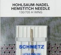 Игла с лопастью для мережки №100 Schmetz 130/705H-WING 1шт