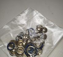 Кнопки рубашечные 9.5 мм