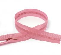 Молния MaxZipper пласт. потайная №3 н/р цв.F137 розовый