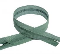 Молния MaxZipper пласт. потайная №3 н/р цв.F325 серо-зеленый