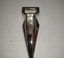 Ручкодержатель никель 24*70мм полир упак(2шт)